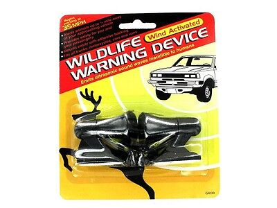 Deer Whistles / Wildlife Warning Devices..brand New In Package