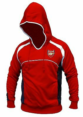 Arsenal FC Adults Hoody 'Select Size' S-3XL BNWT EPL Gunners