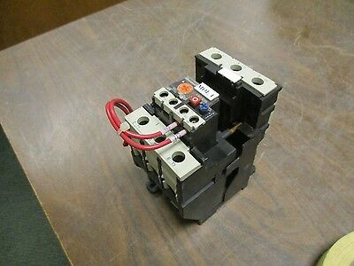 Telemecanique Overload Relay LR2-D3559 48-65A 3P Used