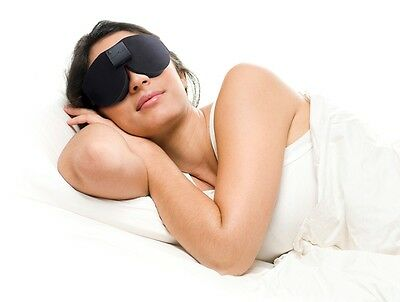 Dream Essentials Glo to Sleep Deluxe Sleep Therapy Mask - Deluxe