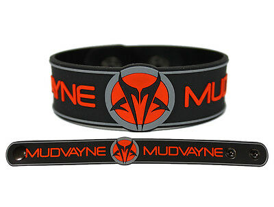 MUDVAYNE Rubber Bracelet Wristband Lost and Found The New Game