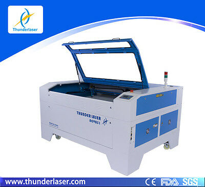 Acrylic cnc laser cutter engraver cutting engraving machine 100w 1300x900mm
