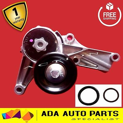 1 HOLDEN COMMODORE V6 ENGINE DRIVE BELT TENSIONER VS VT VX VY 3.8L with O Rings