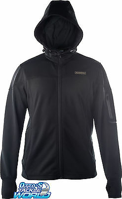 Shimano Technical Soft Shell Hooded Jacket BRAND NEW at Otto's Tackle World