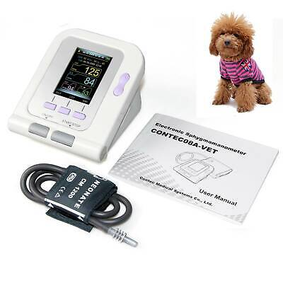 Vet Veterinary,OLED digital Blood Pressure,Heart Beat Monitor NIBP monitor,sw