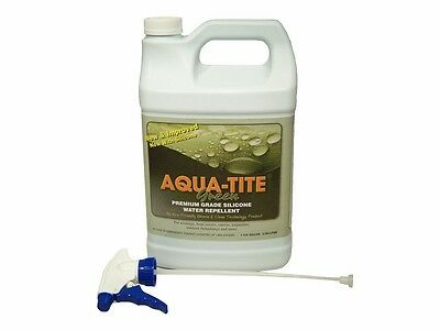 Aqua-tite Green water repelllent 1 gallon