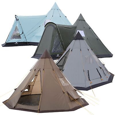 campfeuer tipi zelt wigwam indianerzelt verschiedenen ausf hrungen und farben. Black Bedroom Furniture Sets. Home Design Ideas