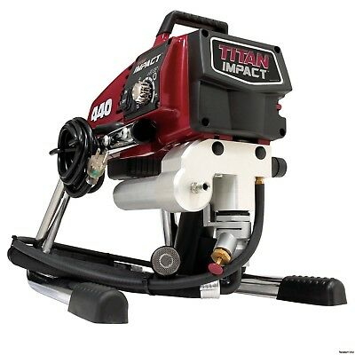 Titan 440 Impact Airless Paint Sprayer 805-000 805000