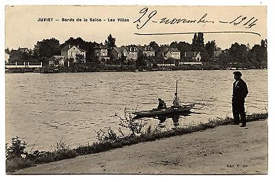 Juvisy Bords De La Seine Les Villas