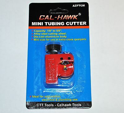 "Mini Tubing Cutter Tube Cutting 1/8"" to 5/8"" inch pipe HVAC Compresor brake line"