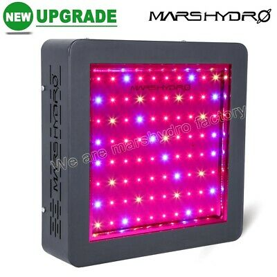 Mars Hydro Mars II 400W LED Grow Light Full Spectrum Indoor Plants Flower Lampe