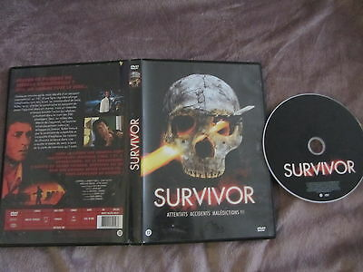 Survivor de David Hemming avec Robert Powell, DVD, Horreur/Fantastique, CULTE!!!