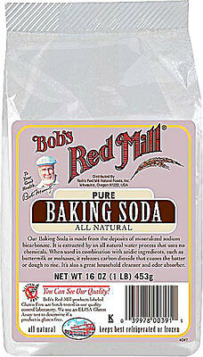 Aluminium Free Baking Soda | Bob's Red Mill