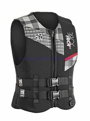JOBE - Gilet sports nautiques Trigger Super Stretch - taille S -norme CE50N
