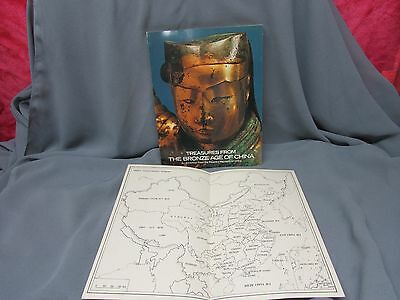 Treasures from the Great Bronze Age of China, A Exhibition from the People.W MAP