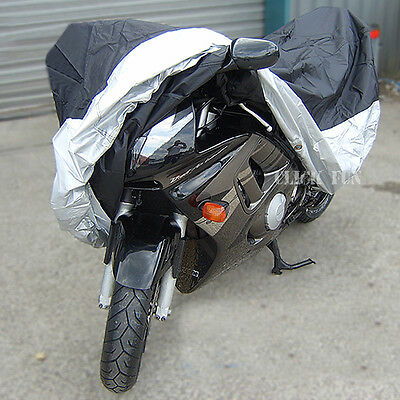 XL Motorcycle Motorbike Motocross Scooter Cover for Harley-Davidson Sportster AU