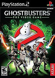 Ghostbusters: The Video Game  (Sony PlayStation 2, 2009) FREE SHIPPING