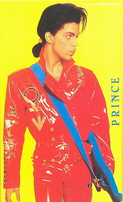 5 Prince 1988 LOVESEXY bumper stickers MINT COND (5) five