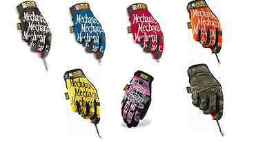 New Mechanix  Mechanic Original Gloves  Mx Mtb Bmx Enduro Bmx Trail Quad