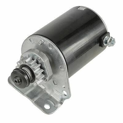 Starter For New Holland Briggs & Stratton Engine 14 Teeth Drive BS693551