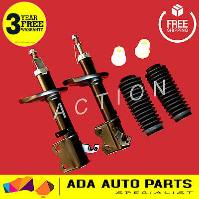 A Pair Of Hyundai Excel X3 Front Shock Absorbers 10/94-00