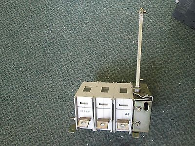 ABB General Purpose Disconnect Switch OETL-NF175 175A 600V 3P Used