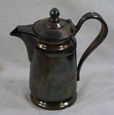 Reed and Barton Silver Soldered Small Pitcher with Lid