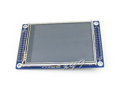 """3.2 inch 320x240 Touch LCD Screen SPI ILI9325 XPT2046 TFT LED 3.2"""" Display Kit"""
