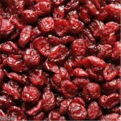 Dried Cranberries - By The Kilo (Product Of Usa)