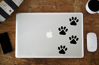 "Paws Vinyl Decal Sticker for Apple MacBook Air/Pro Laptop 11"" 12"" 13"" 15"""