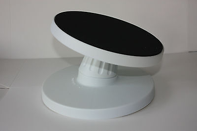 Tilting Turntable, Non-Slip Quality Turntable, Icing, Cake Decorating Sugarcraft