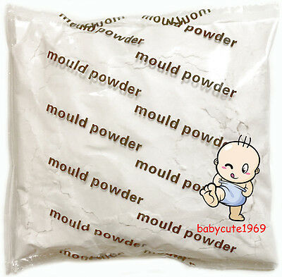 Refill pack for 3D hand and foot print -- 100g Moulding powder