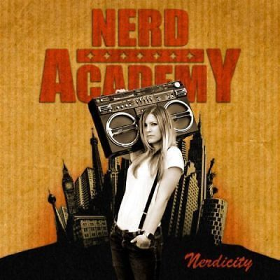 Nerd Academy - Nerdicity Lp (2011) Ring Of Fire Records / Ska Aus Münster +Neu+