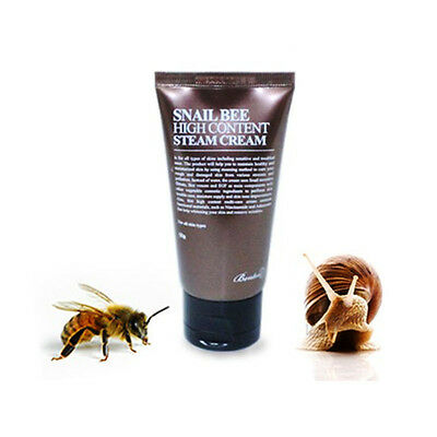 [BENTON]  Snail Bee High Content Steam Cream Tube 50g / Kroean cosmetics