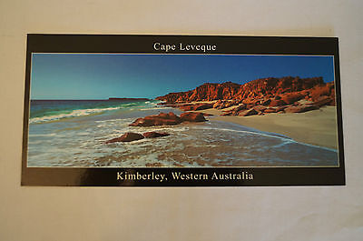 Cape Leveque - Kimberley Western Australia - Australia - Collectable - Postcard.