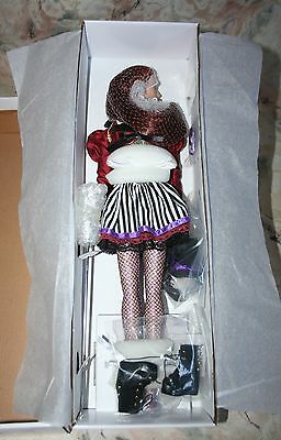 "Sinister Circus ""dark Mistress"" Tonner Doll Dressed 16"" Tall New Limited Ed 200"