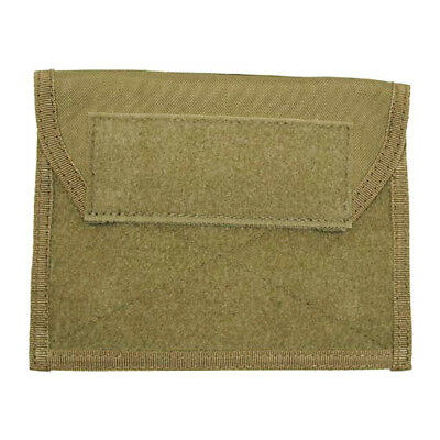 Tactical Combat Admin Map Id Gear Pouch Molle Modular System Airsoft Coyote Tan