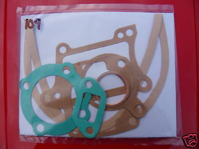 109 VILLIERS 197cc MODEL 6E 1950on ENGINE GASKET SET