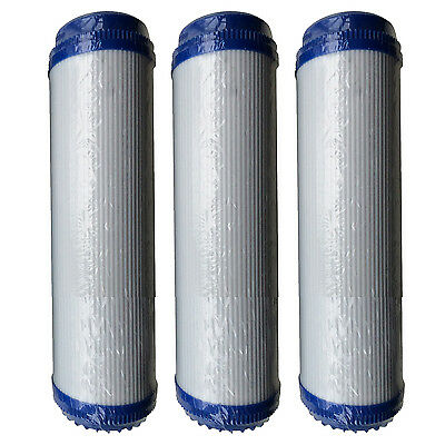 "10"" Granulated GAC Carbon Filters for Reverse Osmosis RO Unit Cartridge"