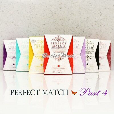 LeChat Perfect Match - PART 4 Gel Polish + Nail Lacquer DUO SET – Ship in 24H