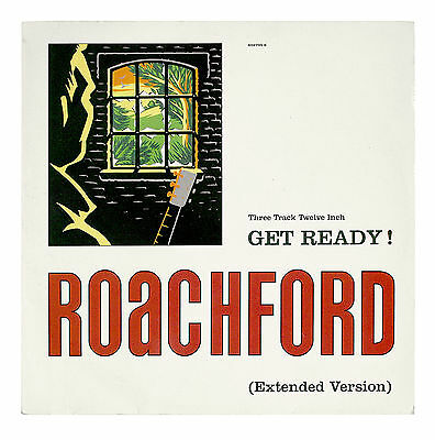 "Roachford - Get Ready - 12"" Vinyl Single - * EXCELLENT *"