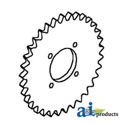 1302200c1 Elevator Chain Sprocket For Case Ih 1440 1460 1480 1680