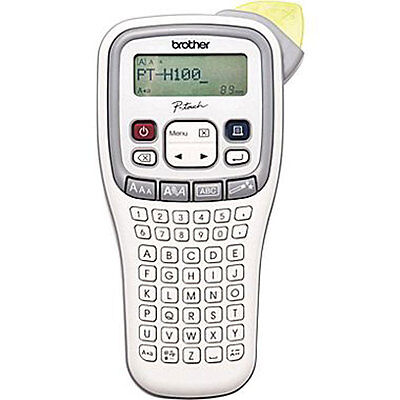 Brother P-Touch PT-H100 Handheld Label Maker