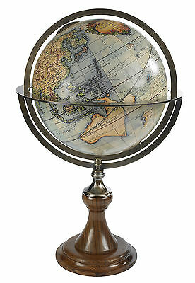 AUTHENTIC MODELS Paris 1745 Globe with Stand Antique Reproduction
