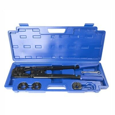 IWS1632B Multilayer Pipe Crimping Tools for 16,20,25,32mm PEX-Al-PEX Pipes
