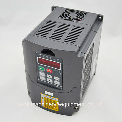 New ARIABLE FREQUENCY DRIVE INVERTER VFD 1.5KW 2HP 7A
