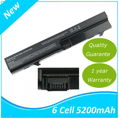 Laptop Batterie 593572-001 PH06 pour HP 620 Notebook PC 15.6 inch 6Cell 5200mah