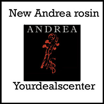 New Andrea Violin Rosin Solo ( Paganini)----SMALL CAKE