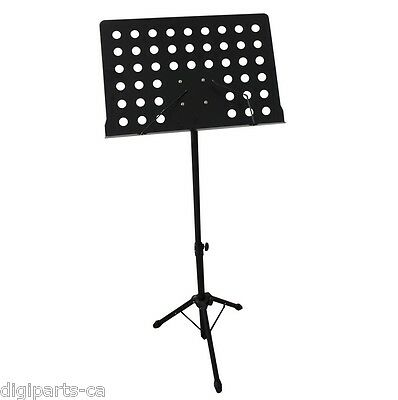 Bison Prosound Professional commercial grade Portable Music Stand 80-071