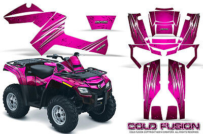 Can-Am Outlander 500 650 800R 1000 Graphics Kit Creatorx Decals Stickers Cfp